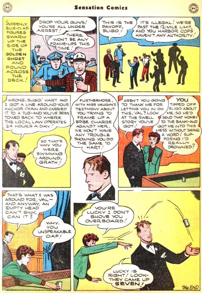 Read online Sensation (Mystery) Comics comic -  Issue #92 - 48