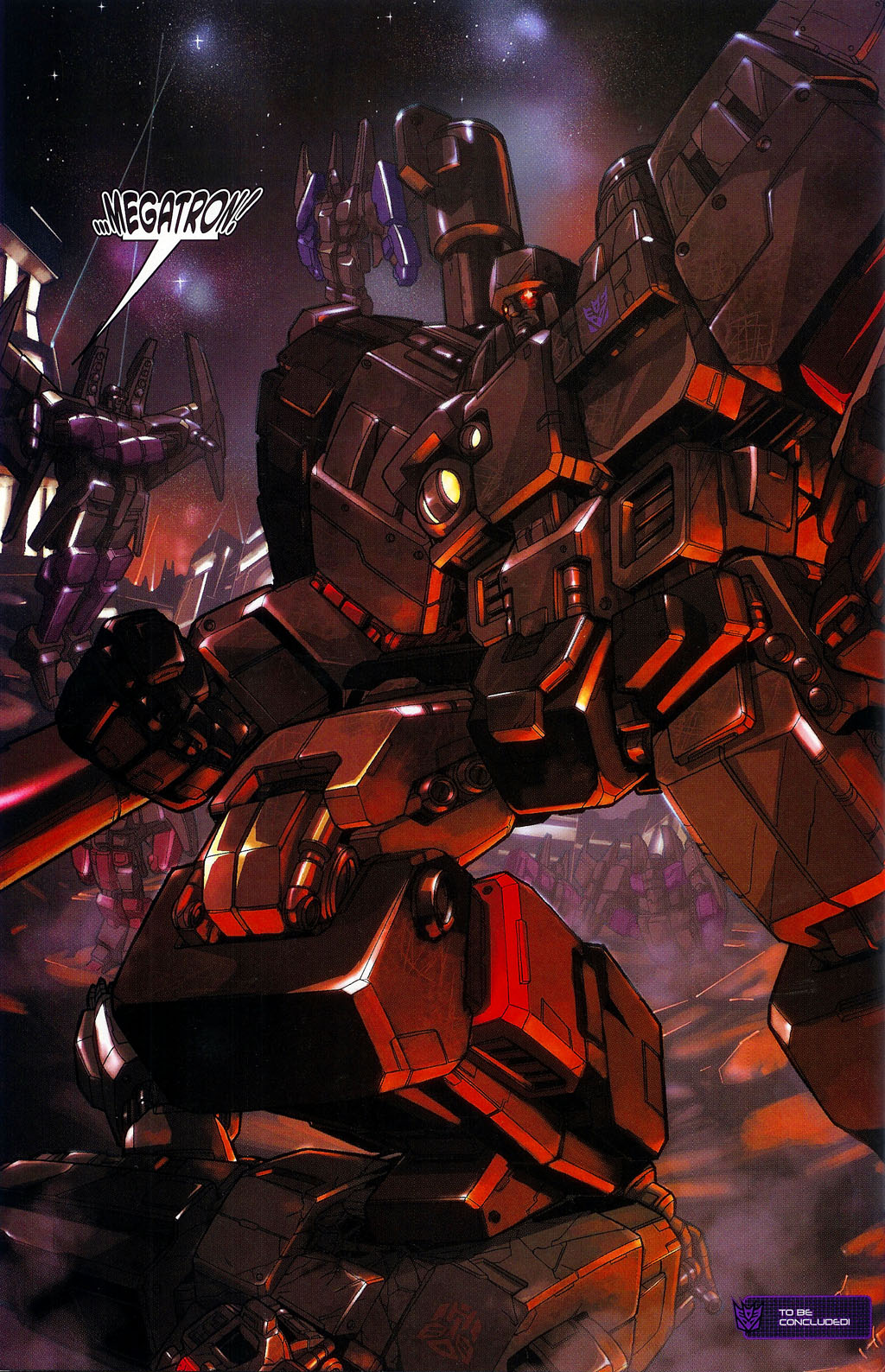 """Read online Transformers War Within: """"The Age of Wrath"""" comic -  Issue #1 - 27"""