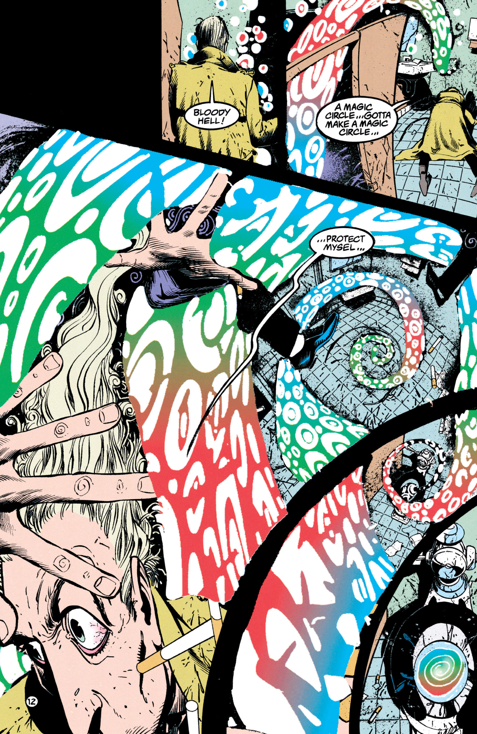 Read online Shade, the Changing Man comic -  Issue #42 - 13