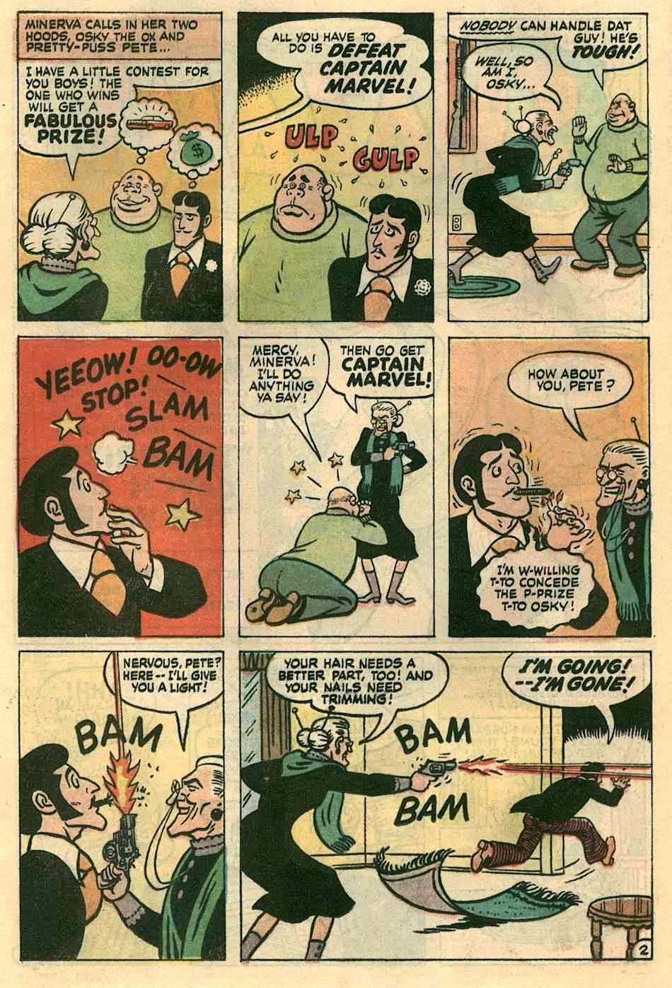 Read online Shazam! (1973) comic -  Issue #10 - 16