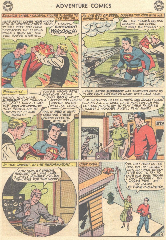 Read online Adventure Comics (1938) comic -  Issue #308 - 7