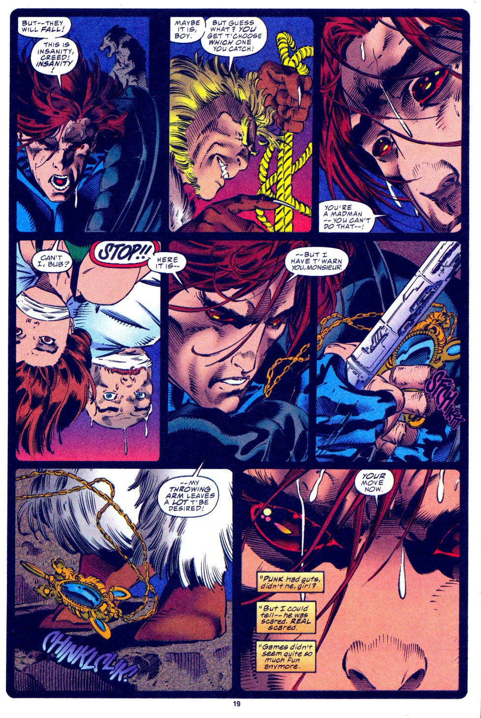 X-Men (1991) 33 Page 16