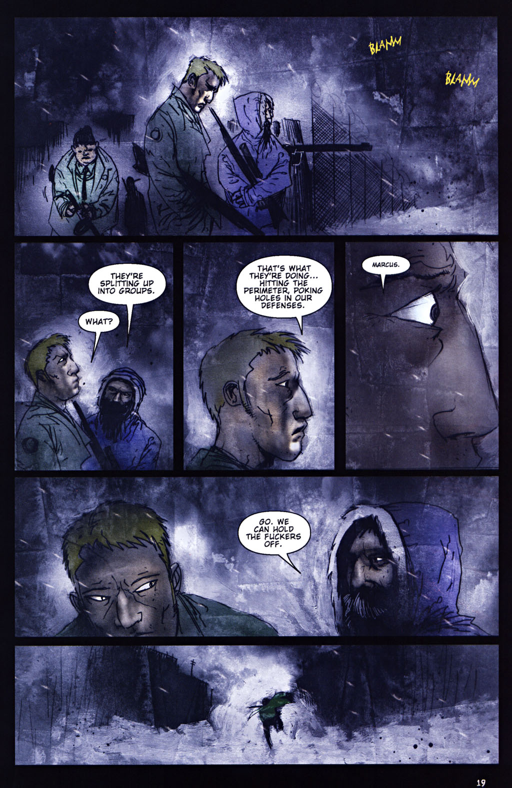 Read online 30 Days of Night: Return to Barrow comic -  Issue #5 - 20
