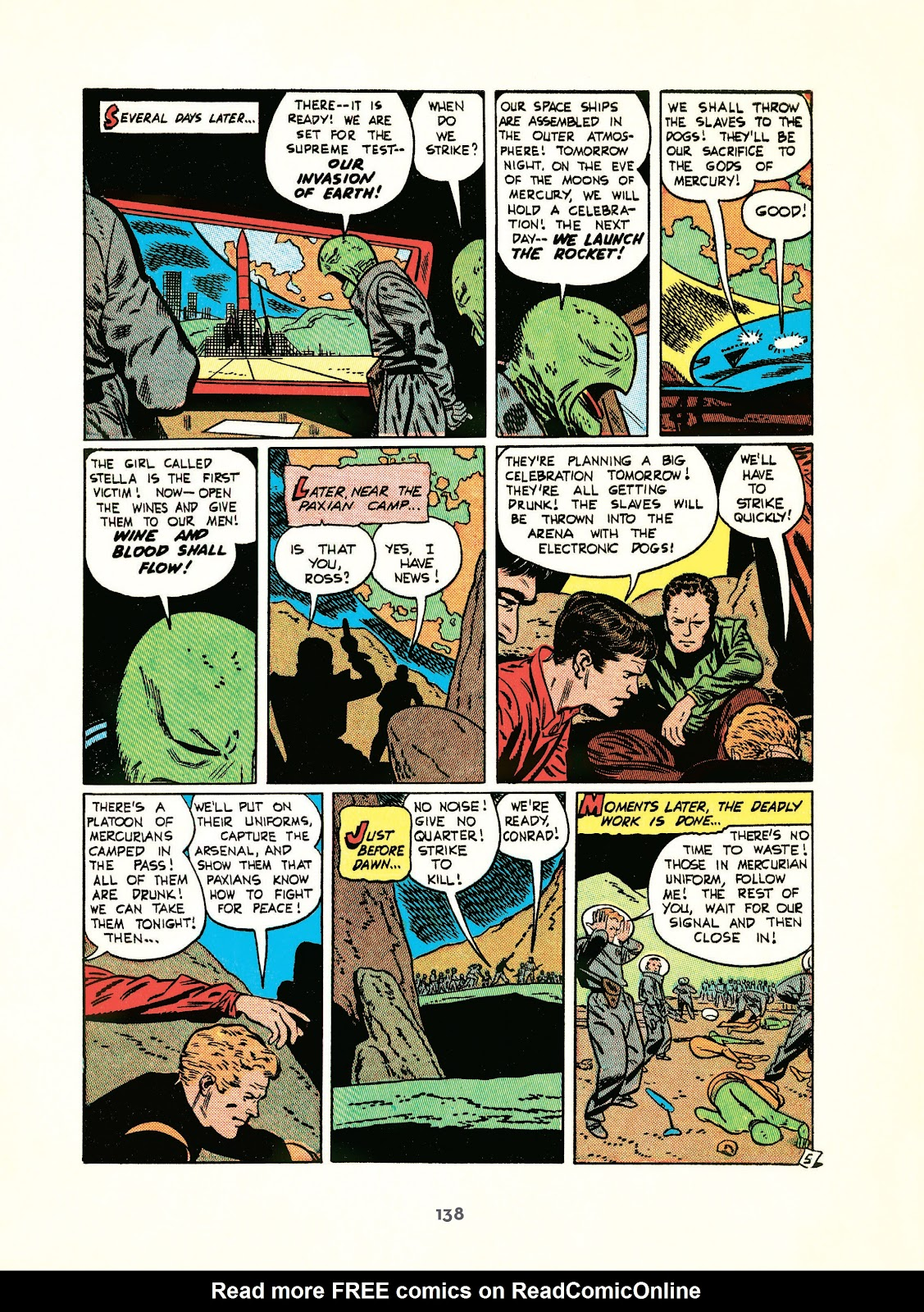 Read online Setting the Standard: Comics by Alex Toth 1952-1954 comic -  Issue # TPB (Part 2) - 39