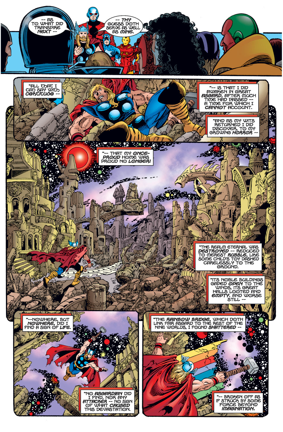 Avengers (1998) issue 1 - Page 22
