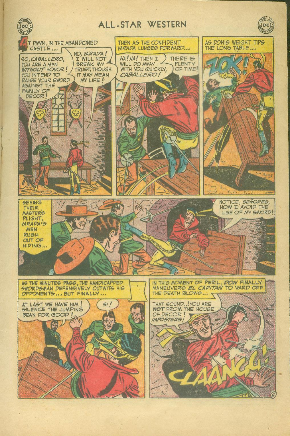 Read online All-Star Western (1951) comic -  Issue #65 - 17