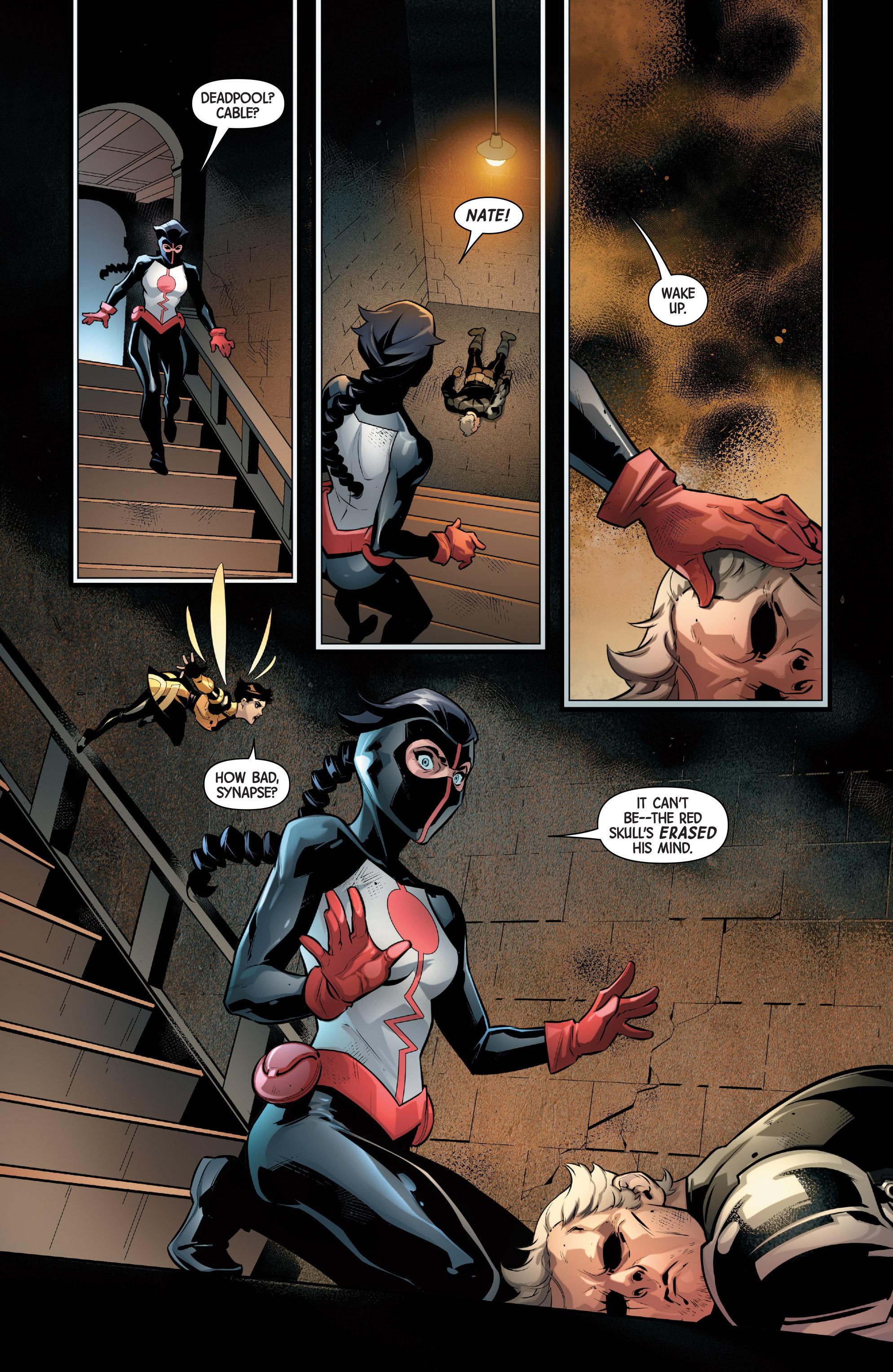Read online Uncanny Avengers [II] comic -  Issue #21 - 14