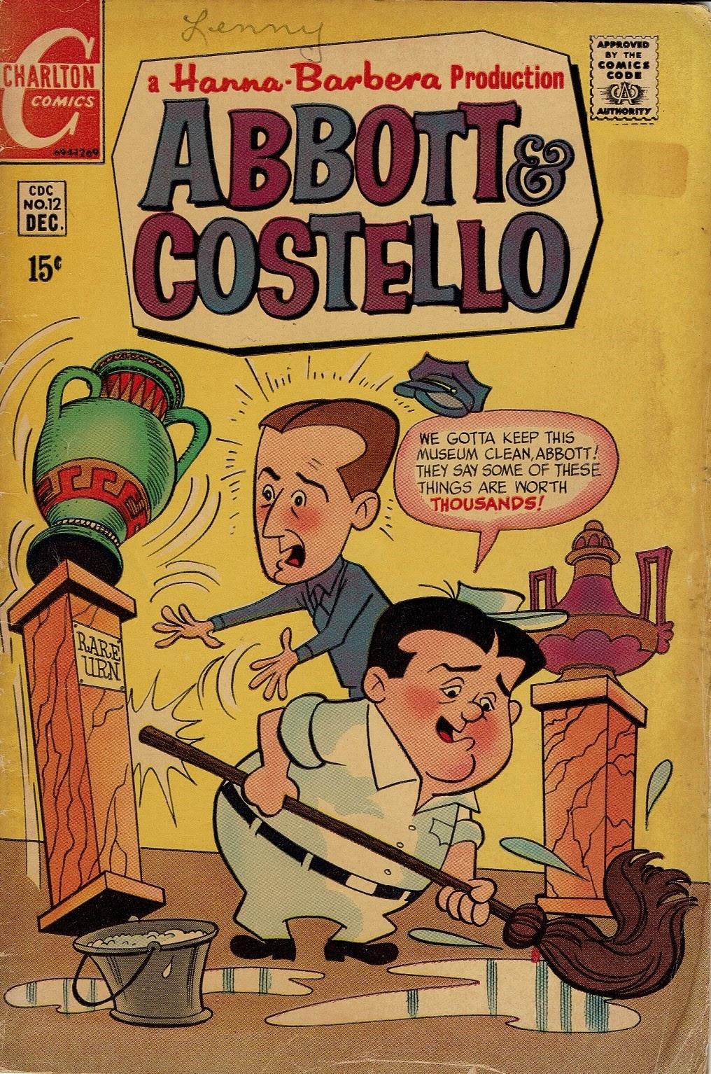Abbott & Costello 12 Page 1