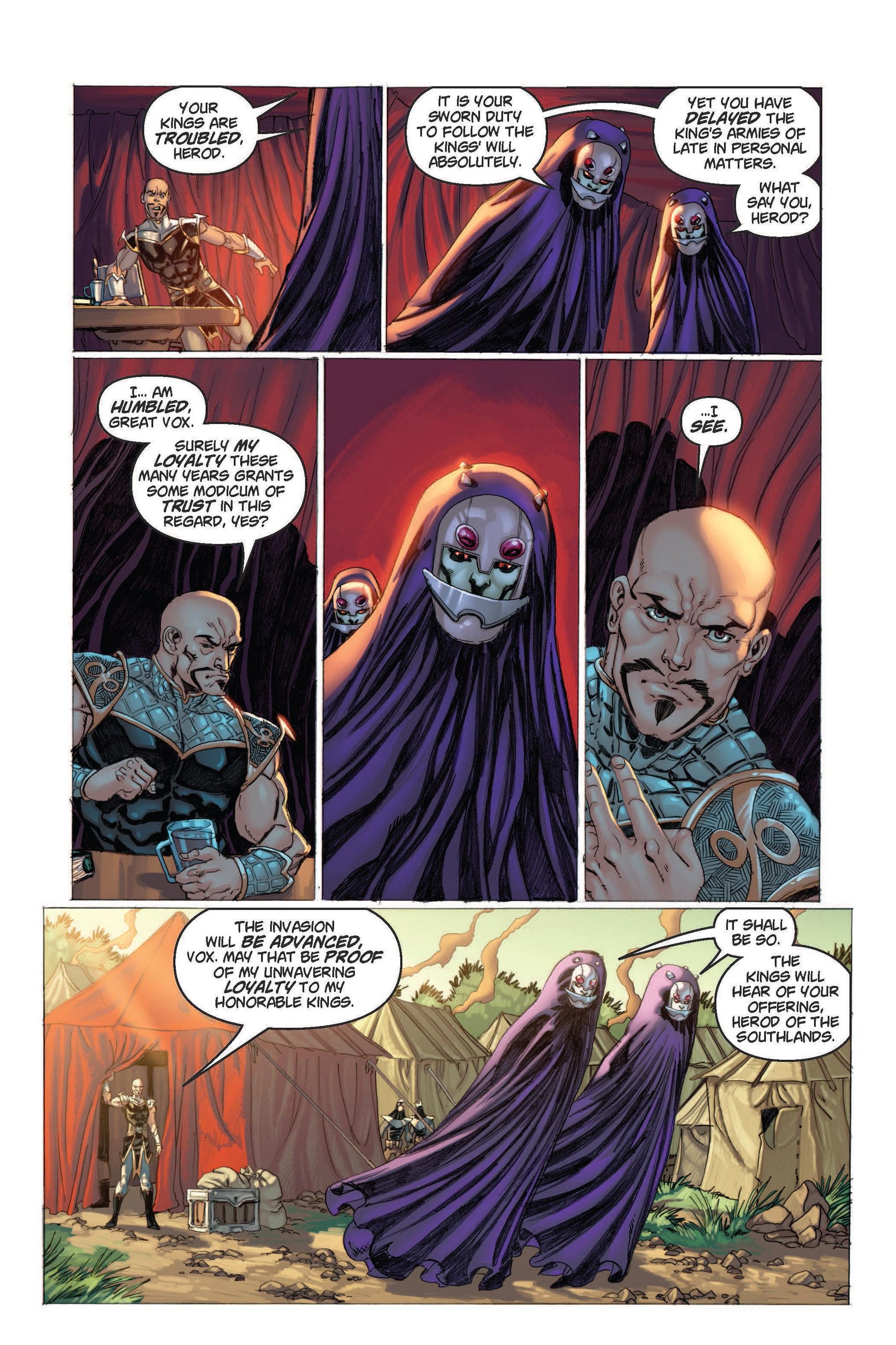 Read online Skyward comic -  Issue #2 - 13