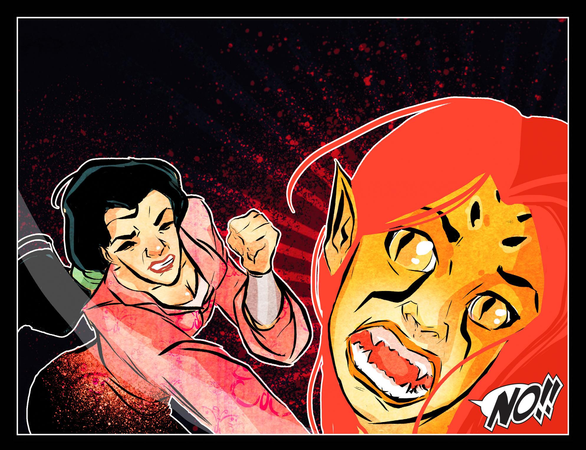 Read online Sensation Comics Featuring Wonder Woman comic -  Issue #49 - 6