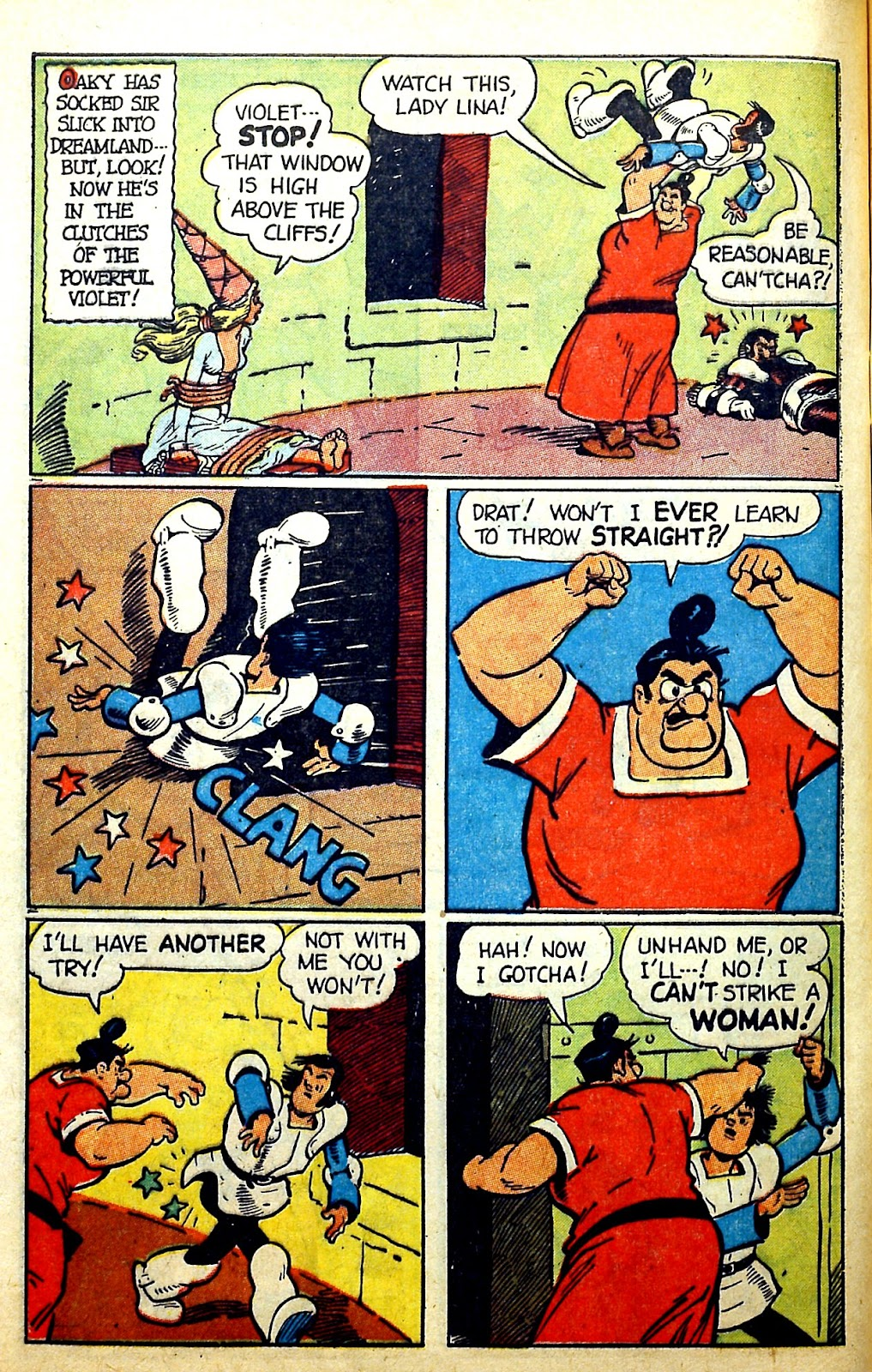 Read online Famous Funnies comic -  Issue #166 - 44