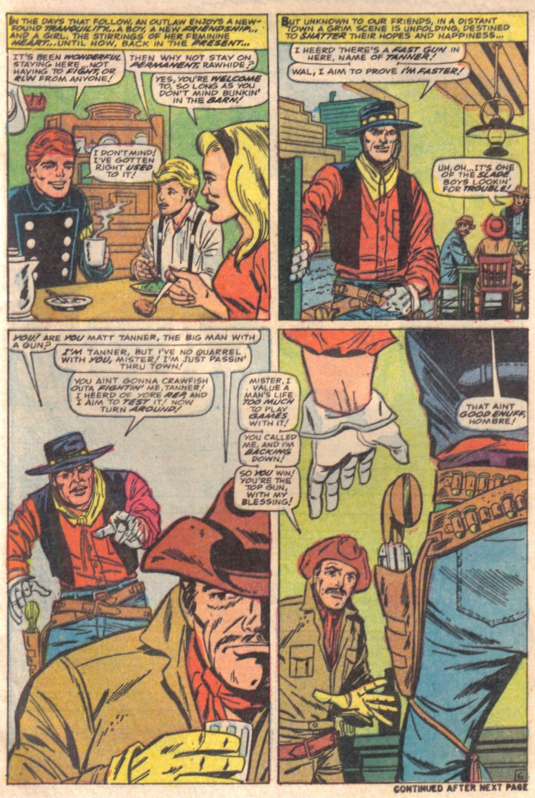 The Rawhide Kid (1955) issue 65 - Page 9