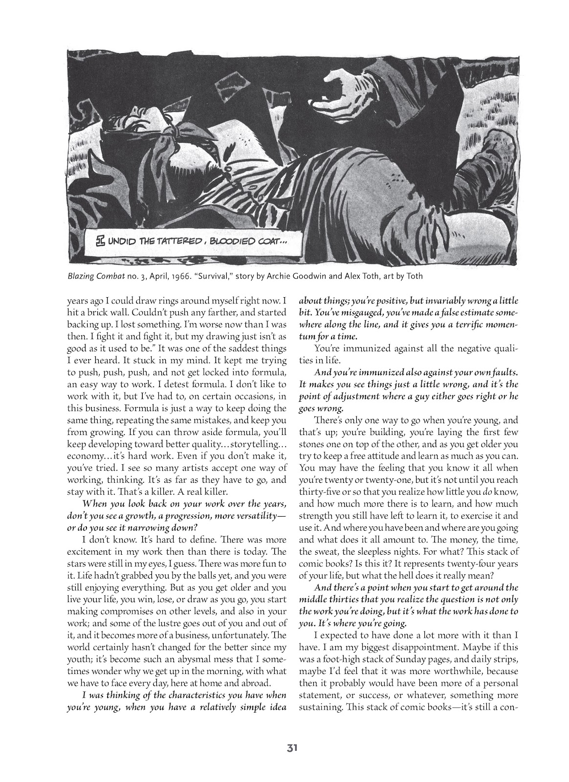 Read online Setting the Standard: Comics by Alex Toth 1952-1954 comic -  Issue # TPB (Part 1) - 30