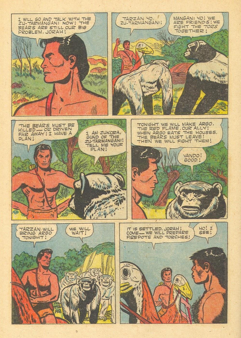 Tarzan (1948) issue 65 - Page 8