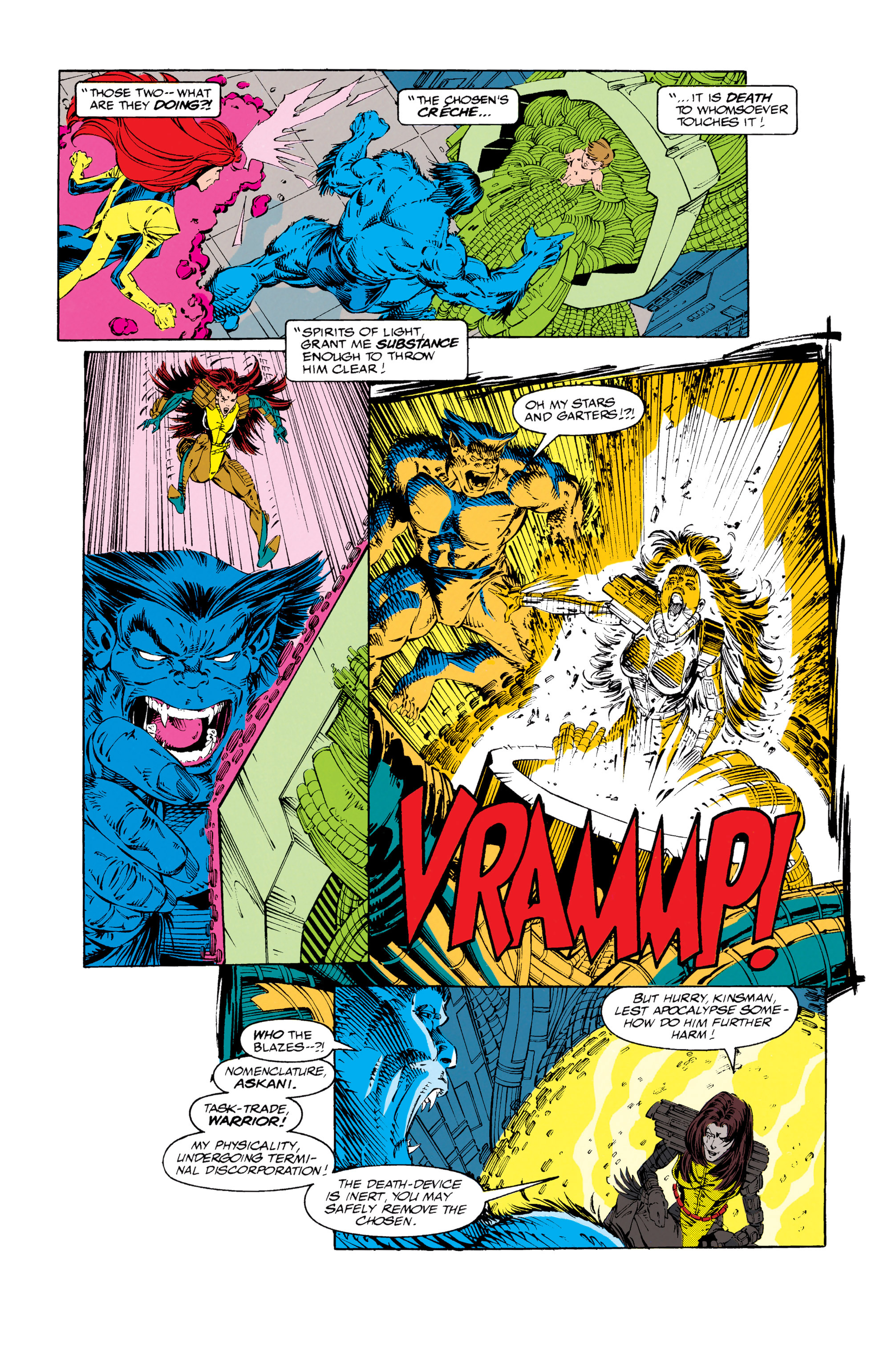 Read online X-Factor (1986) comic -  Issue #68 - 10