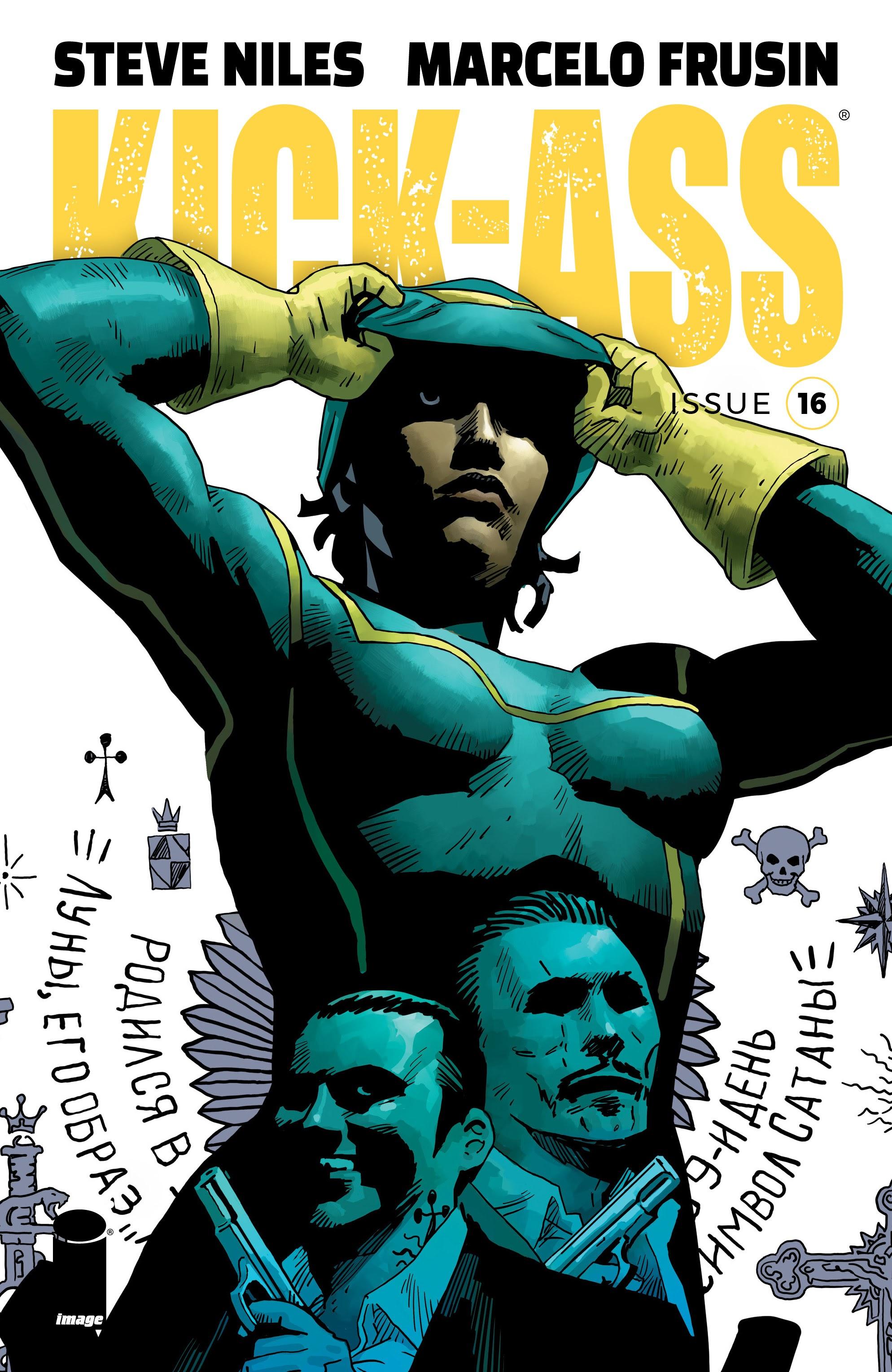 Kick-Ass (2018) 16 Page 1