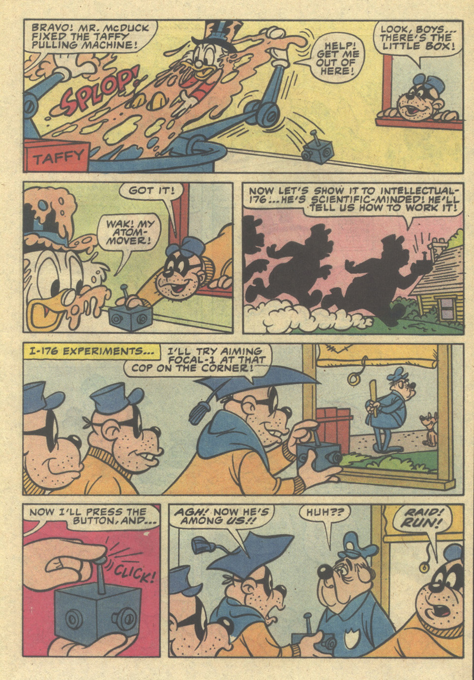 Read online Uncle Scrooge (1953) comic -  Issue #206 - 29