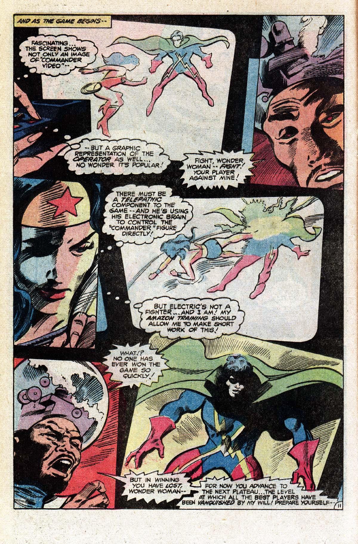 Read online Wonder Woman (1942) comic -  Issue #296 - 12
