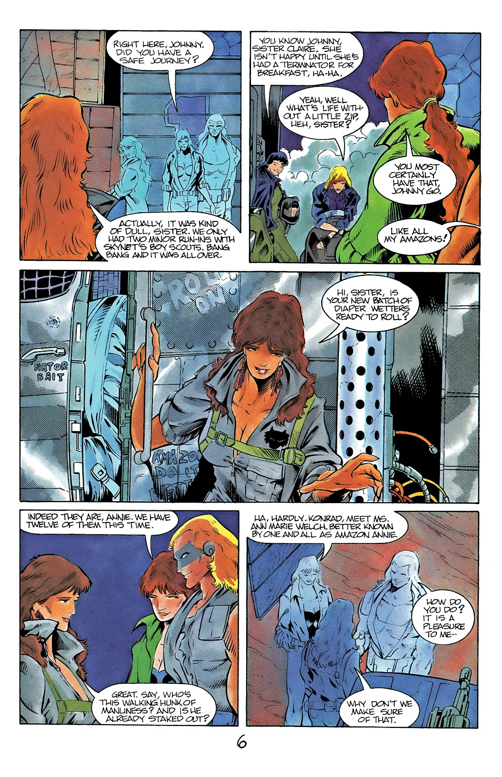 The Terminator (1988) issue 12 - Page 8