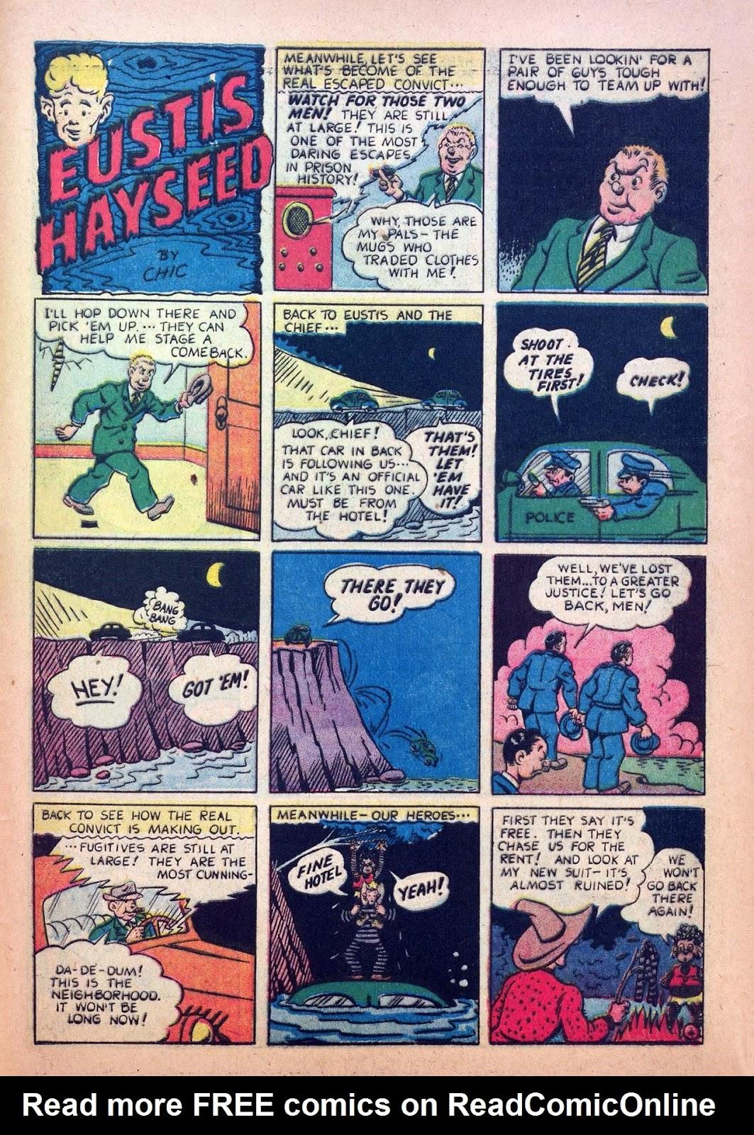 Read online Joker Comics comic -  Issue #7 - 57