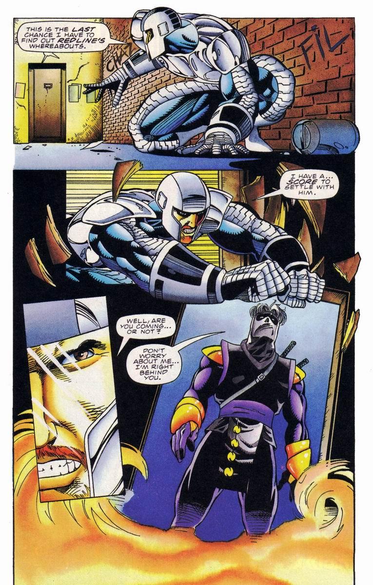 Read online Secret Weapons comic -  Issue #19 - 3