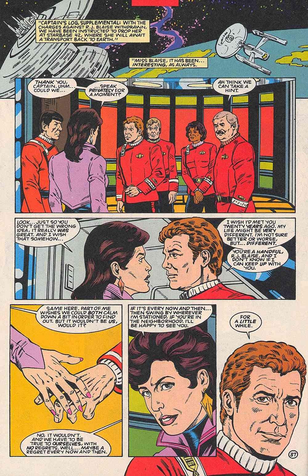 Read online Star Trek (1989) comic -  Issue # _Special 1 - 44