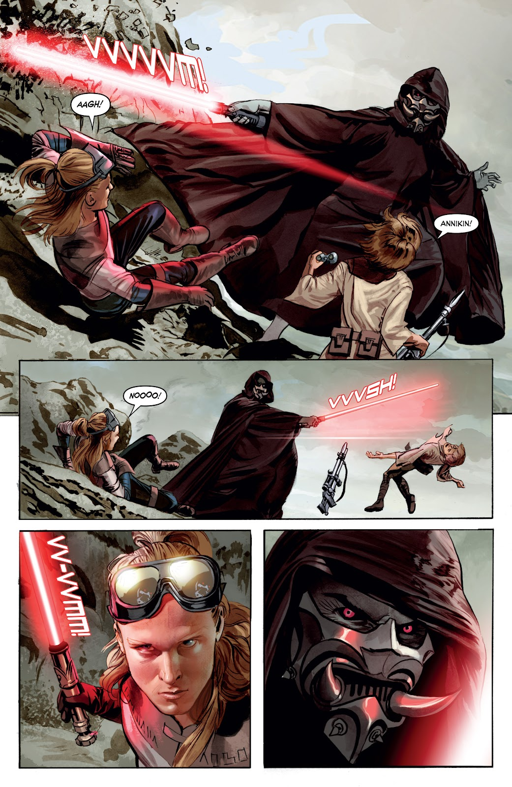 Read online Star Wars Legends: Infinities - Epic Collection comic -  Issue # TPB (Part 3) - 98