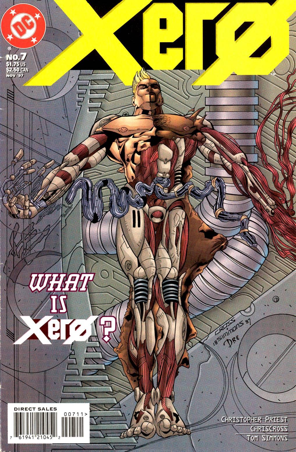Read online Xero comic -  Issue #7 - 2