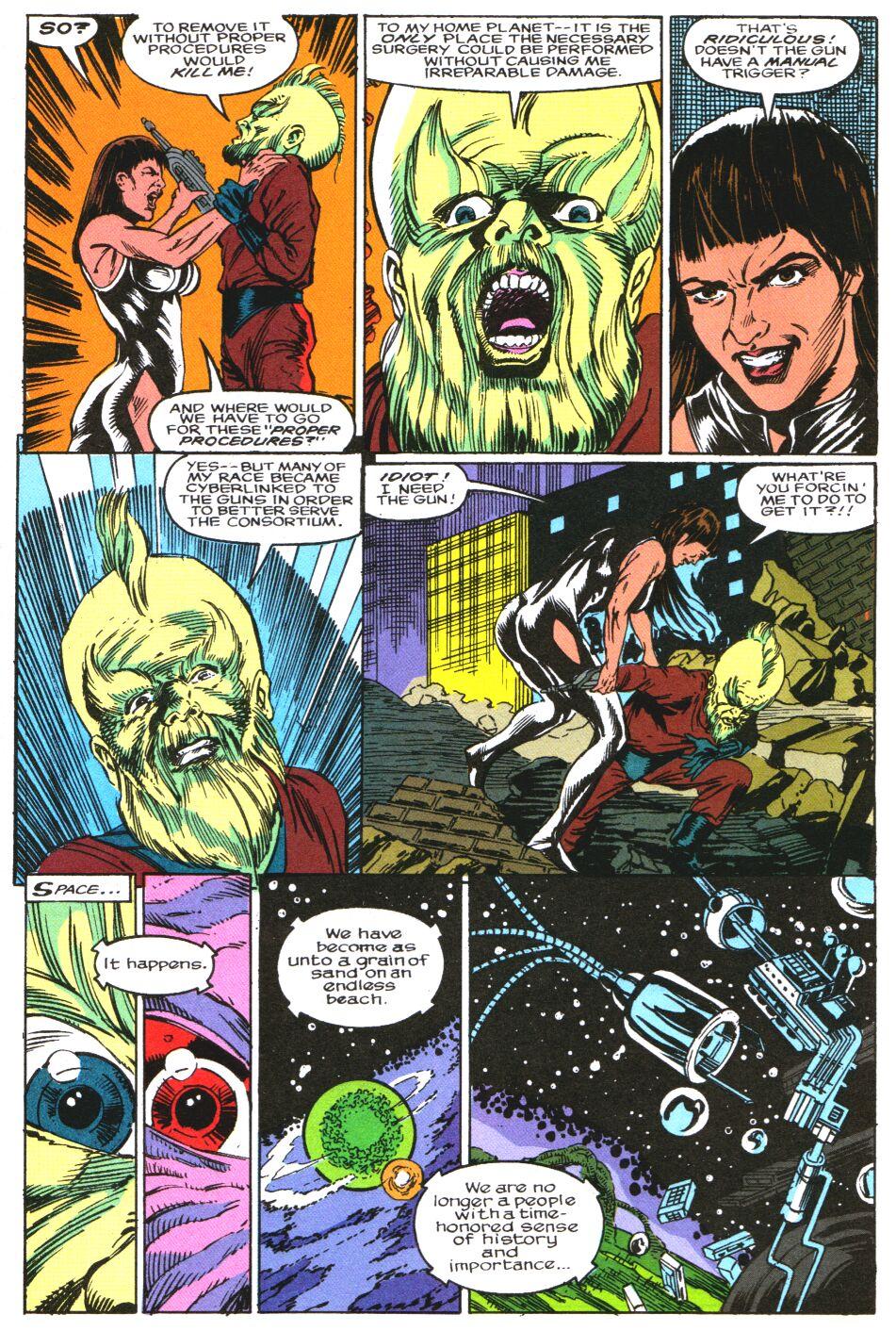 Read online Alpha Flight Special comic -  Issue #3 - 12