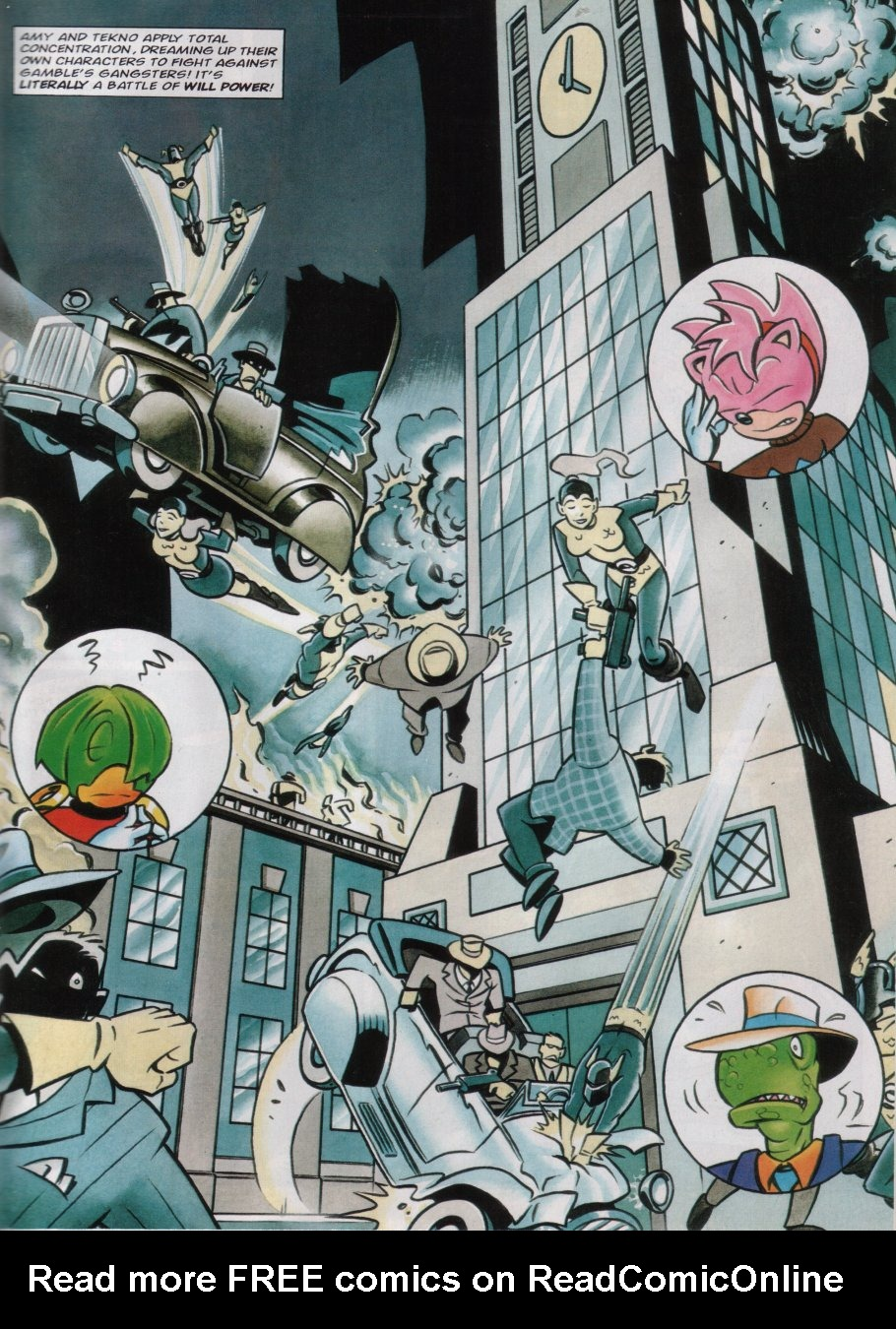 Read online Sonic the Comic comic -  Issue #155 - 12