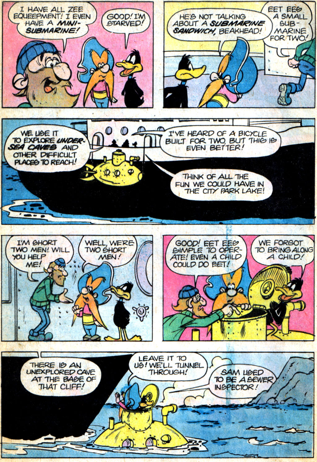 Yosemite Sam and Bugs Bunny issue 44 - Page 3