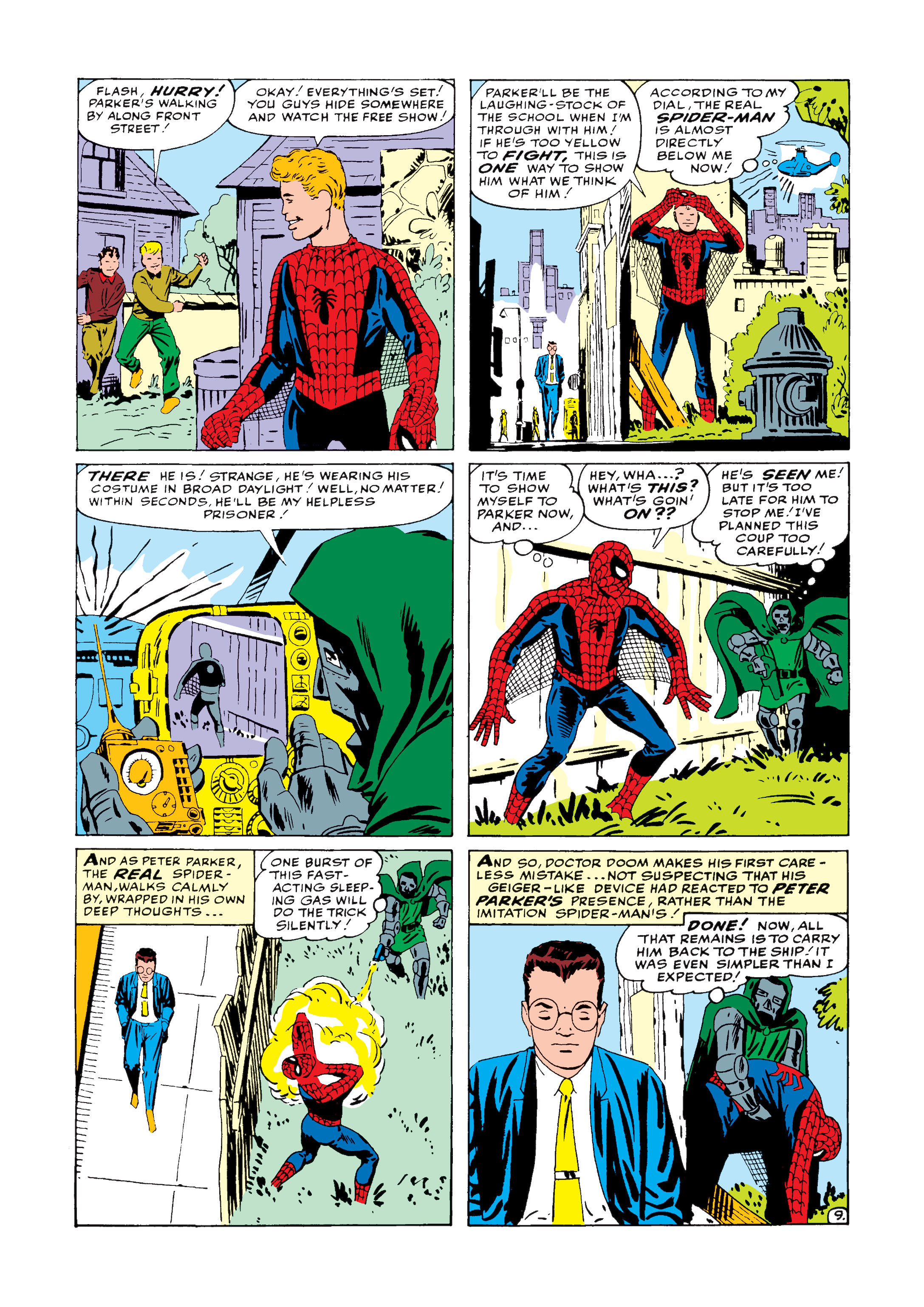 The Amazing Spider-Man (1963) 5 Page 9
