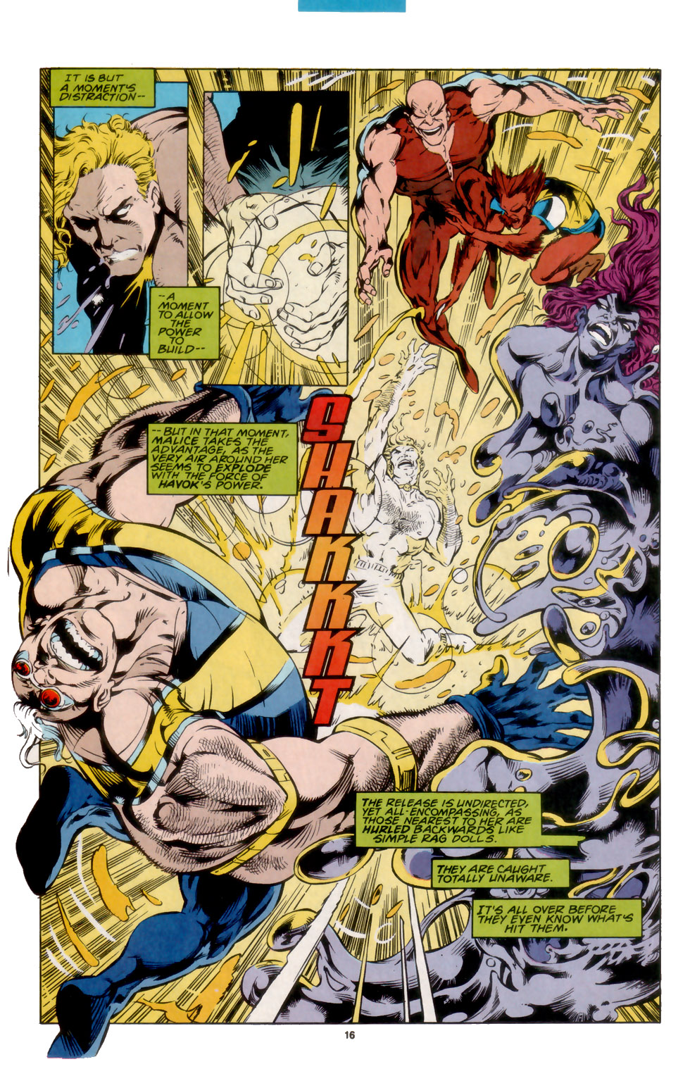 Read online X-Factor (1986) comic -  Issue #105 - 13