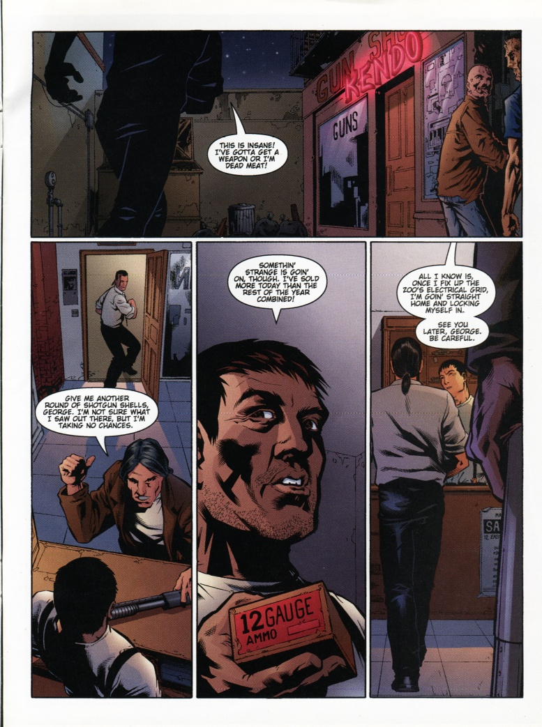 Resident Evil (1998) Issue #1 #1 - English 40