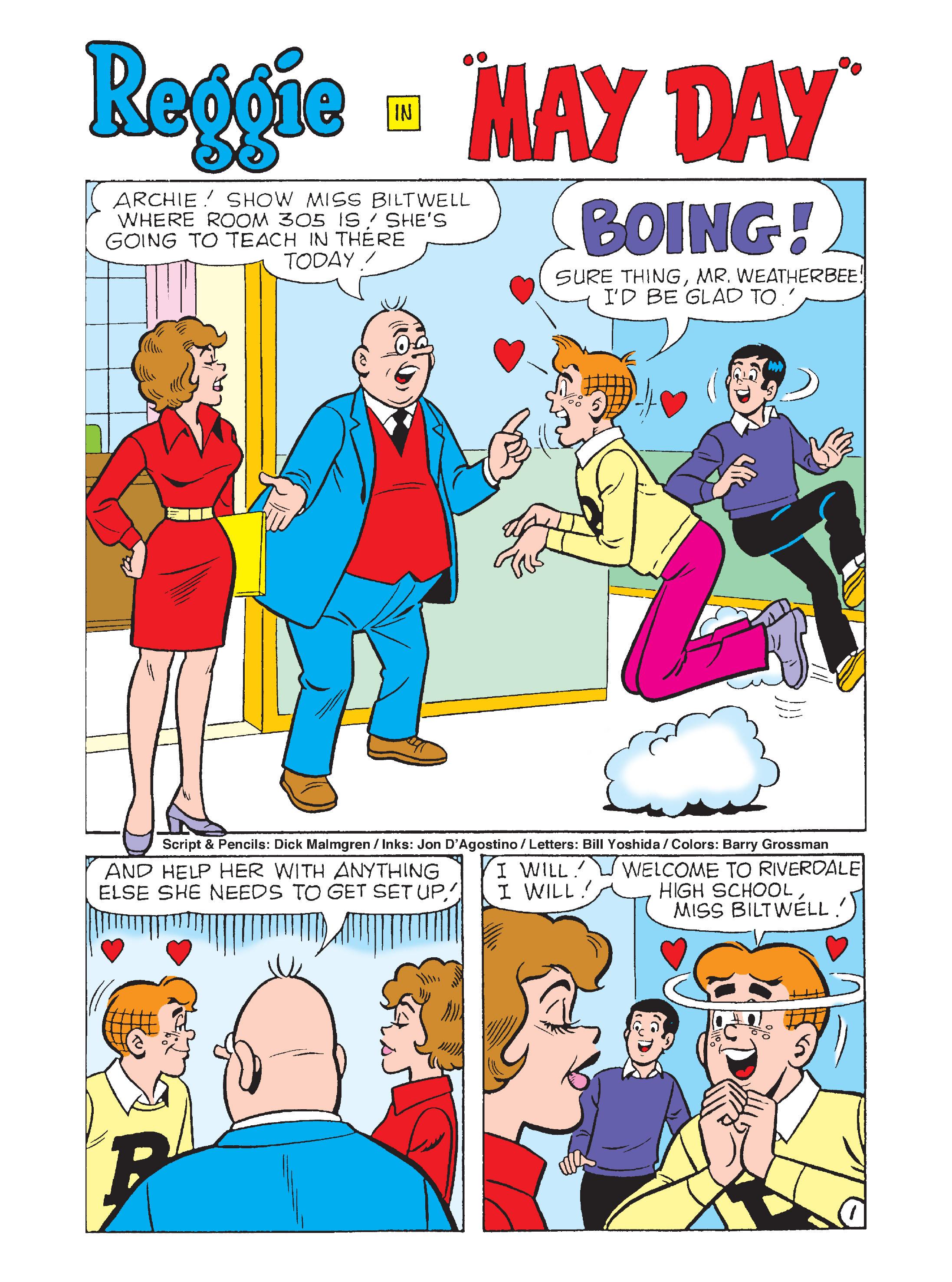 Read online Archie 1000 Page Comics Bonanza comic -  Issue #2 (Part 1) - 147