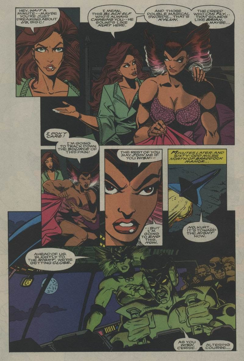 Excalibur (1988) issue Annual 1 - Page 5