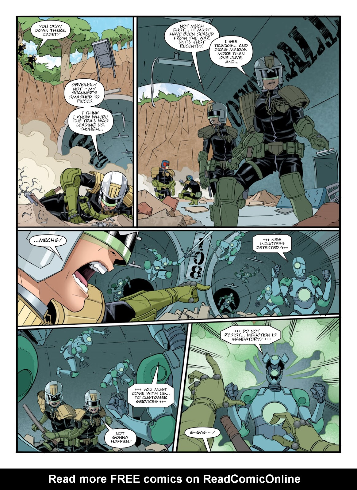 2000 AD issue 2220 - Page 6