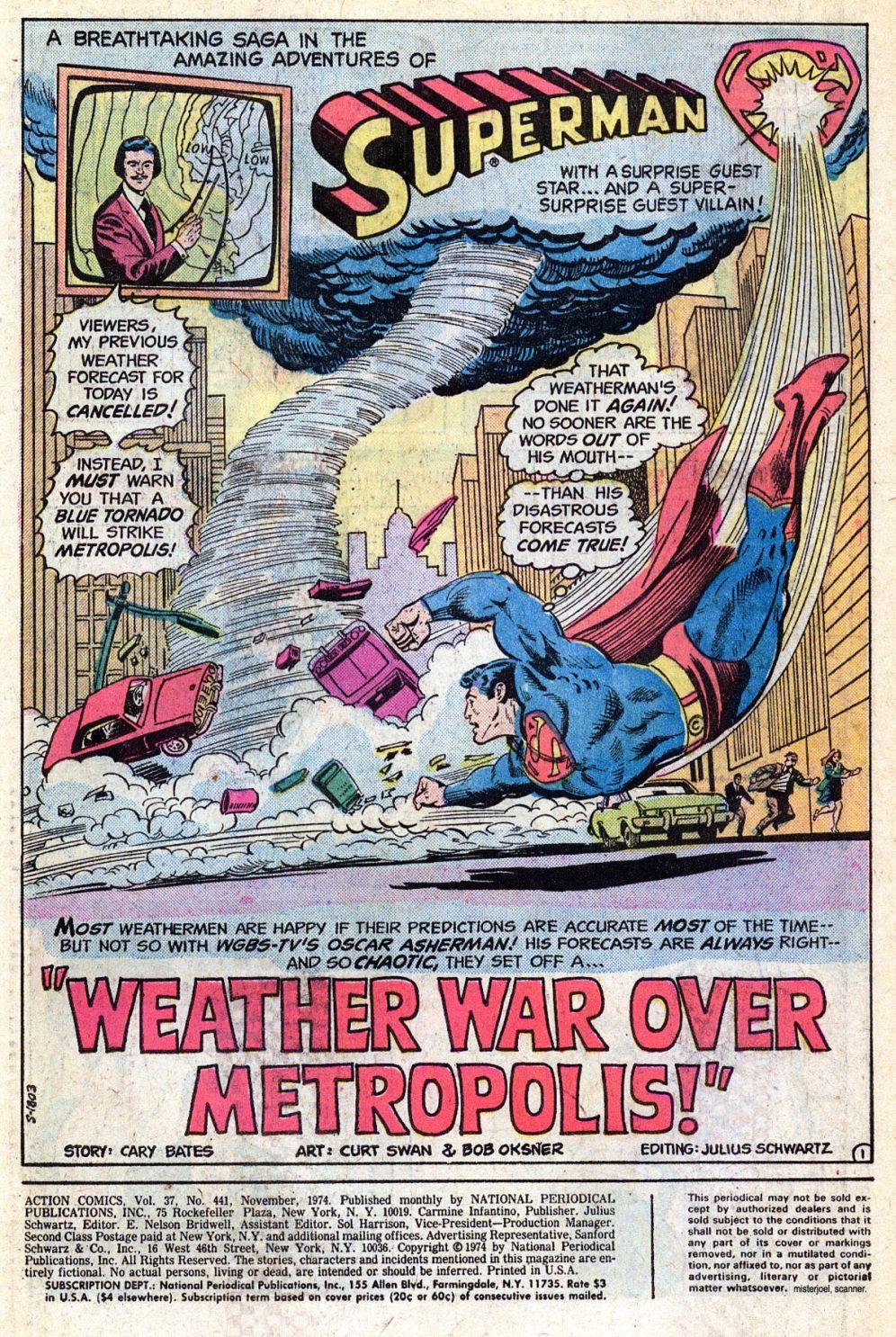Action Comics (1938) 441 Page 2