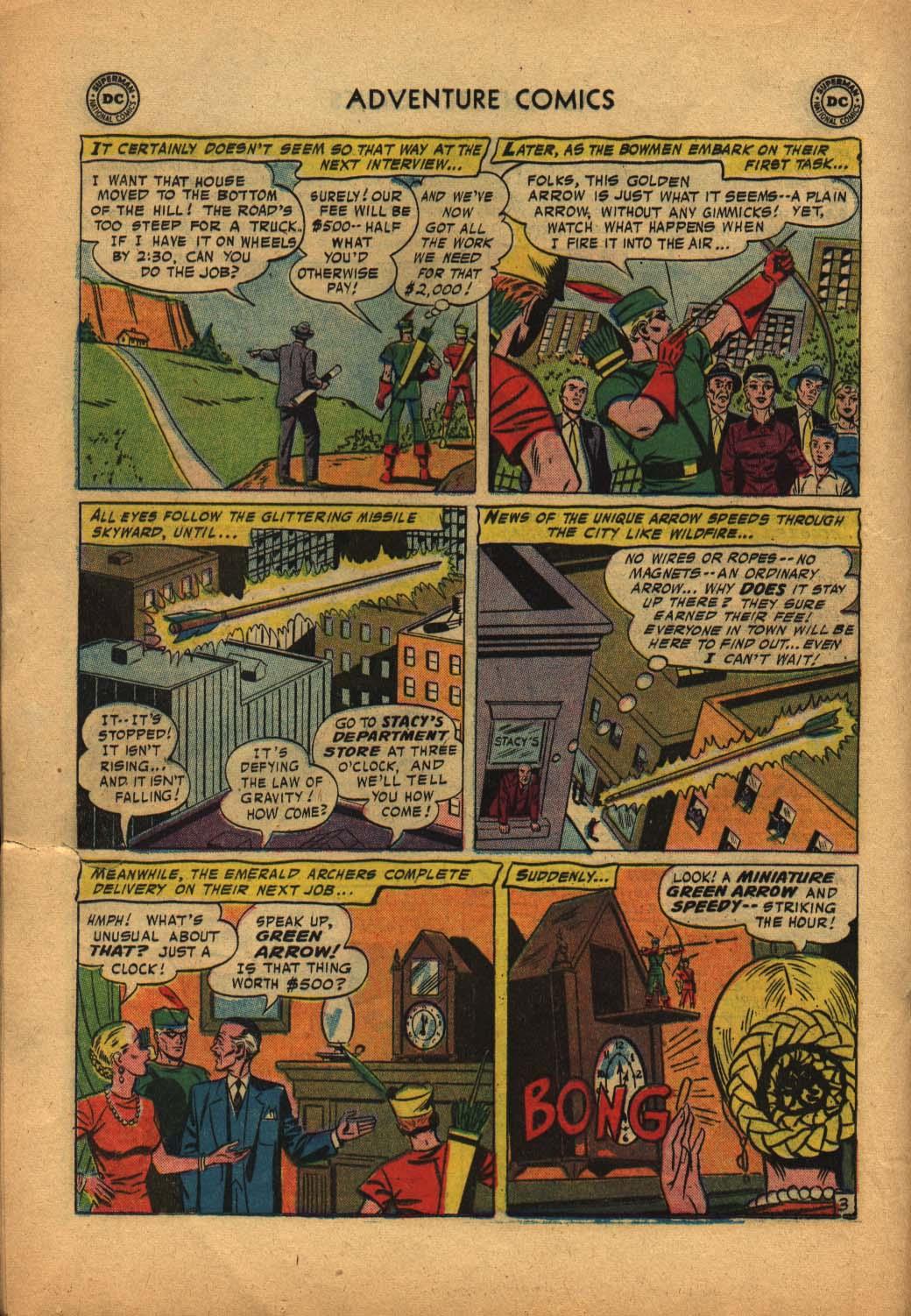 Read online Adventure Comics (1938) comic -  Issue #240 - 20