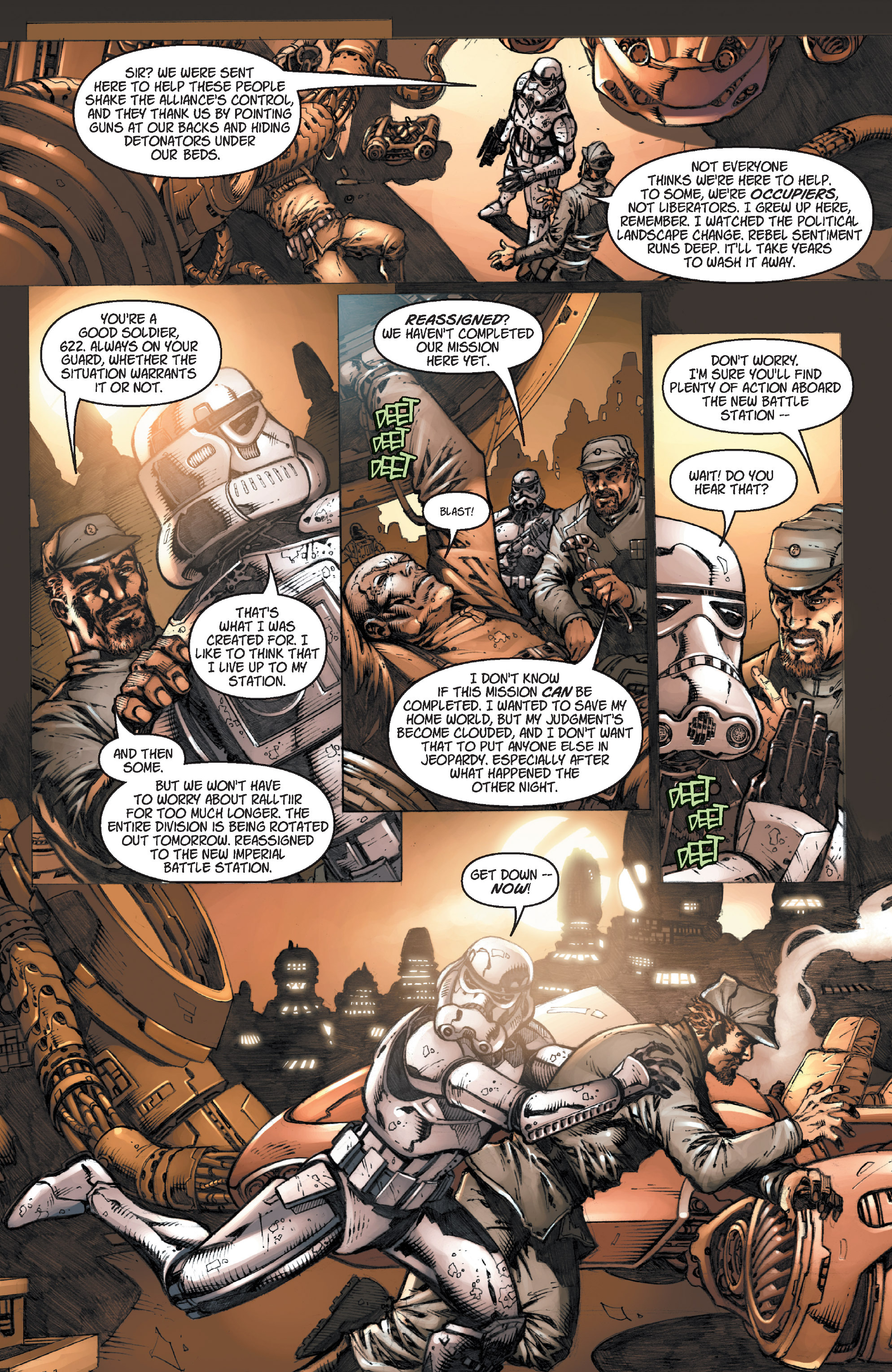Read online Star Wars Omnibus comic -  Issue # Vol. 17 - 199