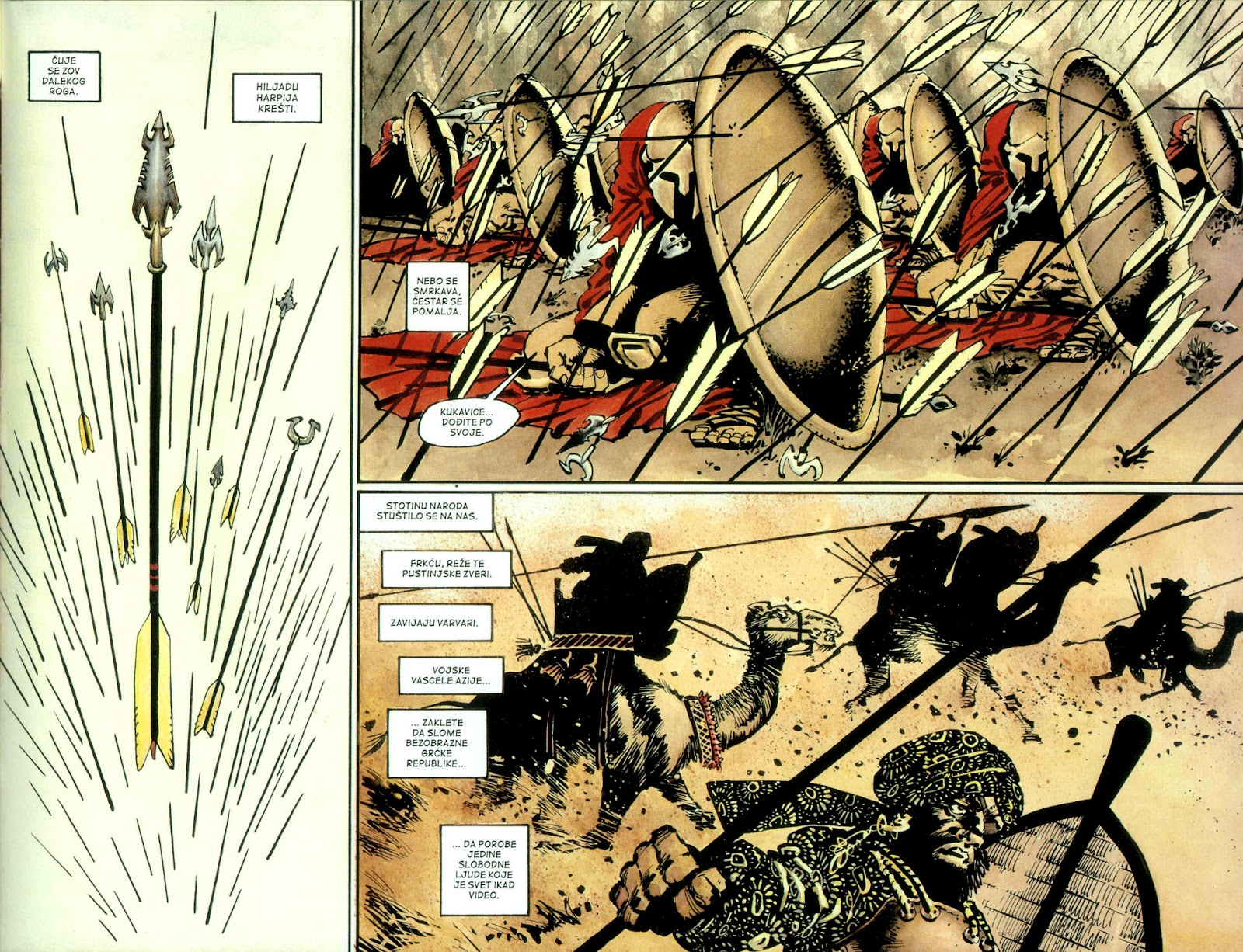 Read online 300 (2007) comic -  Issue # TPB - 52