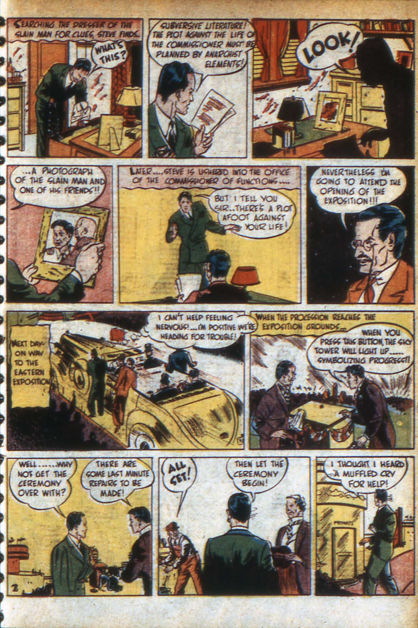 Read online Adventure Comics (1938) comic -  Issue #47 - 24