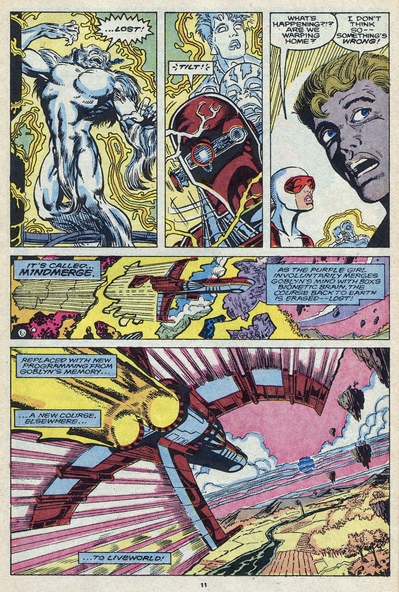 Read online Alpha Flight (1983) comic -  Issue #58 - 13