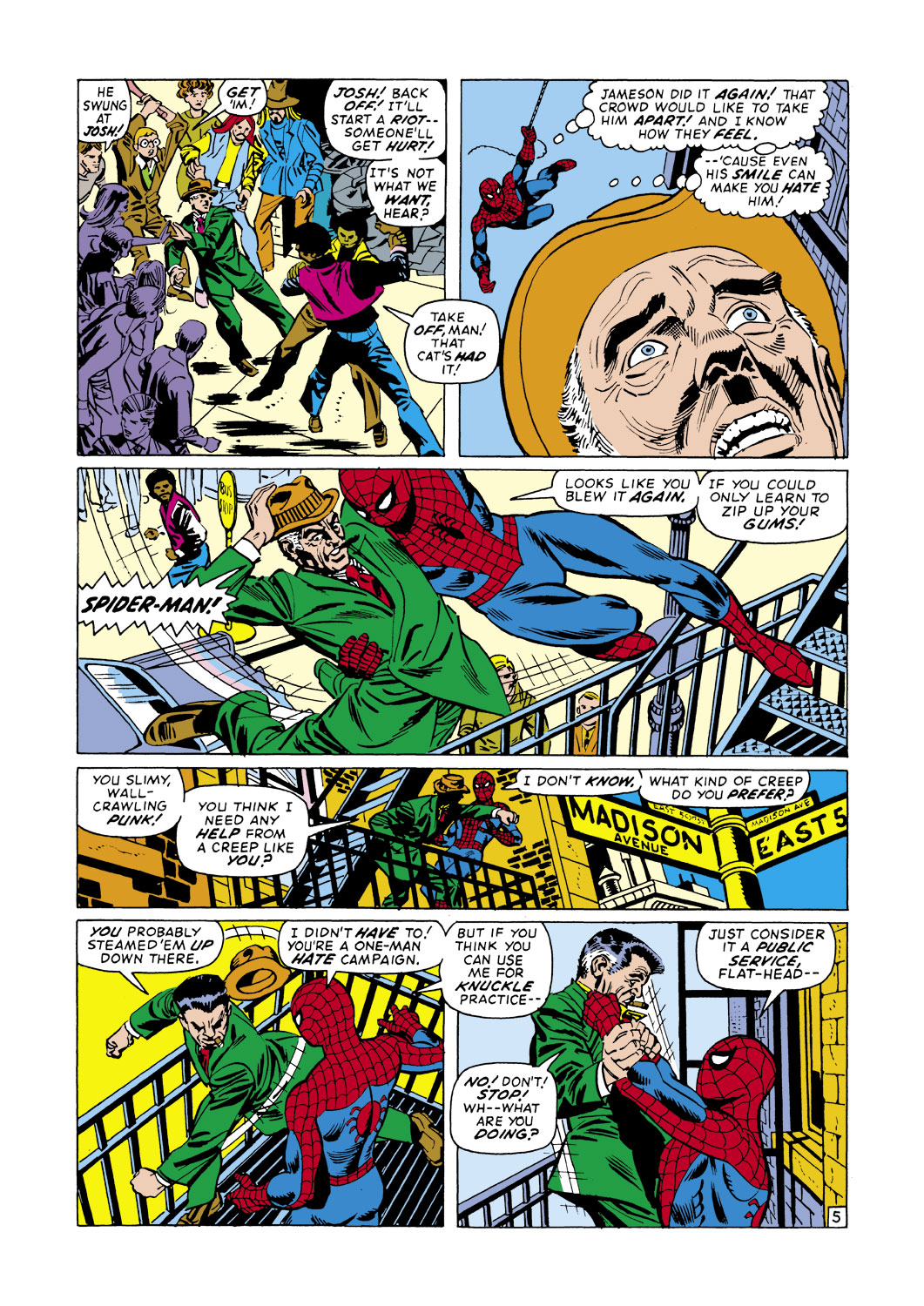 The Amazing Spider-Man (1963) 105 Page 5