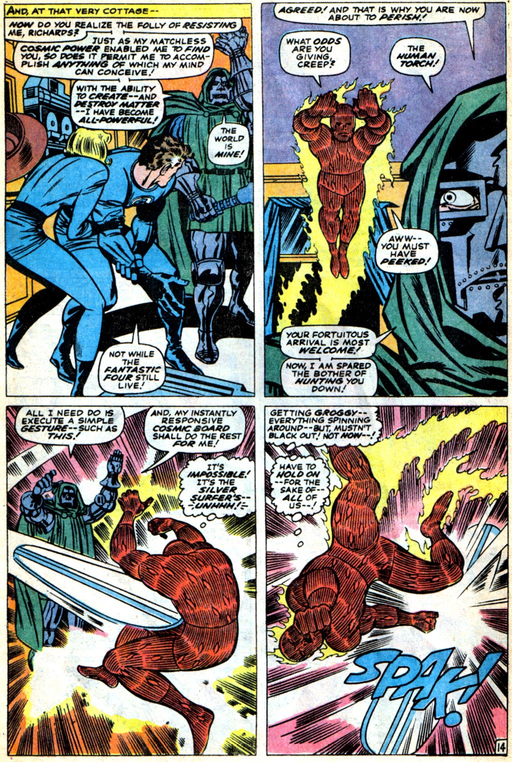 Marvel Triple Action (1972) issue 2 - Page 15