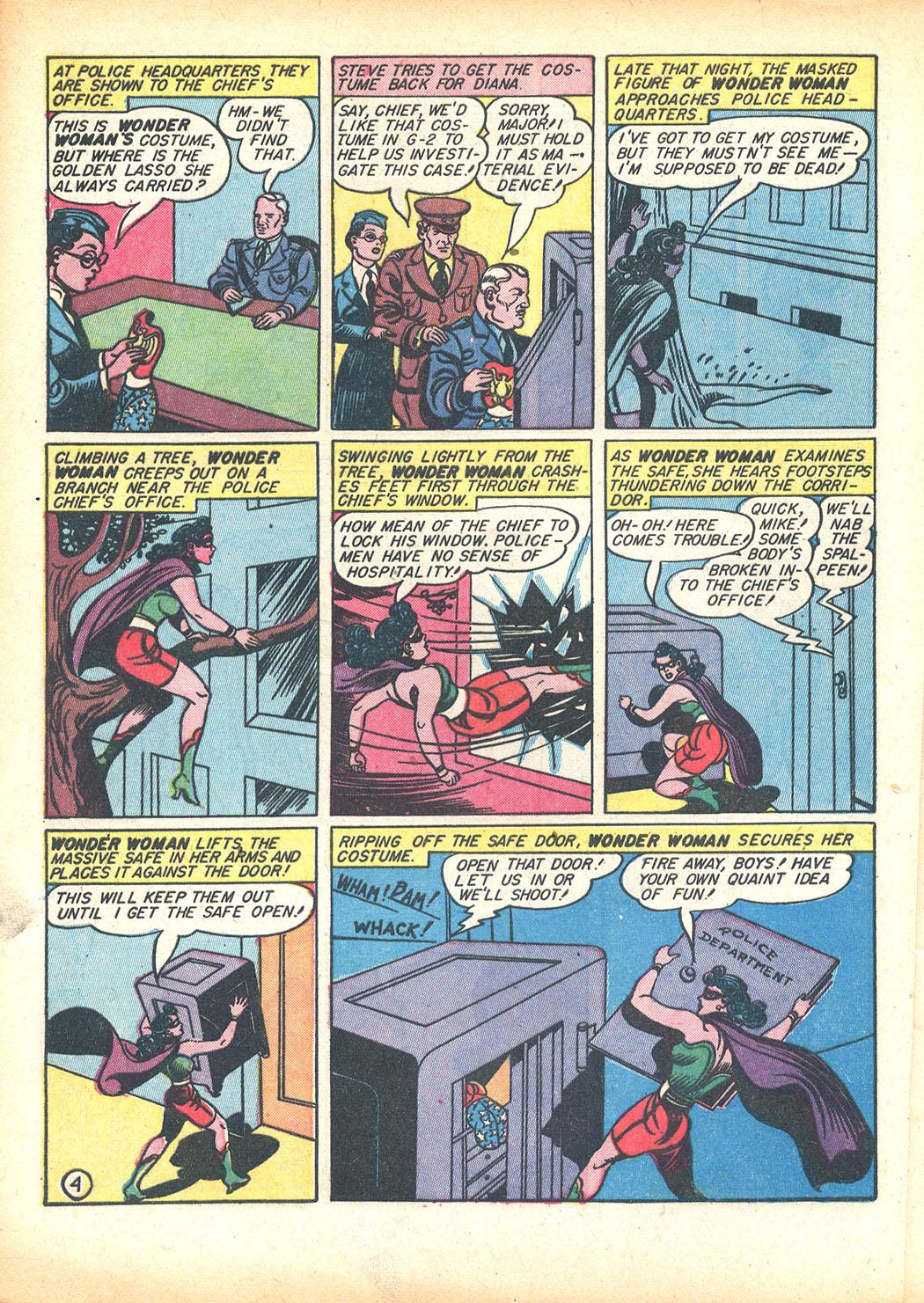Read online Sensation (Mystery) Comics comic -  Issue #13 - 6