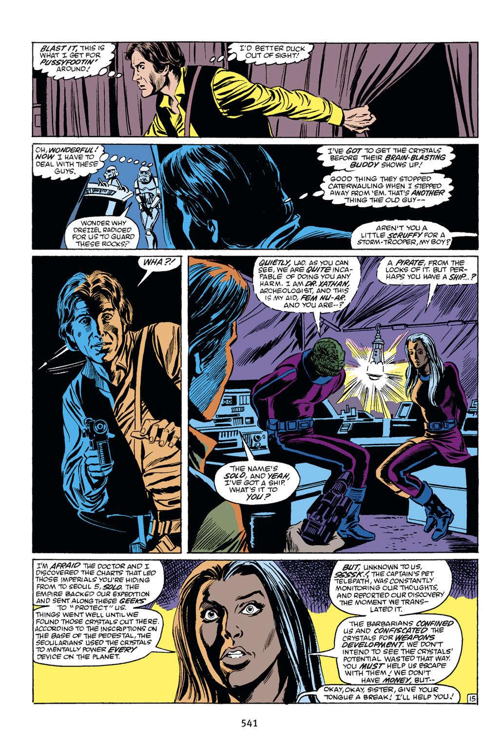 Read online Star Wars Omnibus comic -  Issue # Vol. 18.5 - 255
