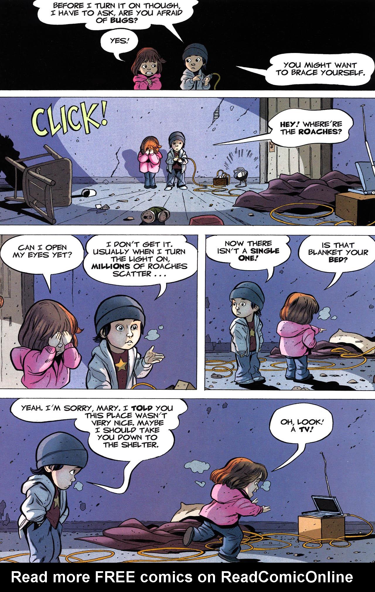Read online Shazam!: The Monster Society of Evil comic -  Issue #3 - 11