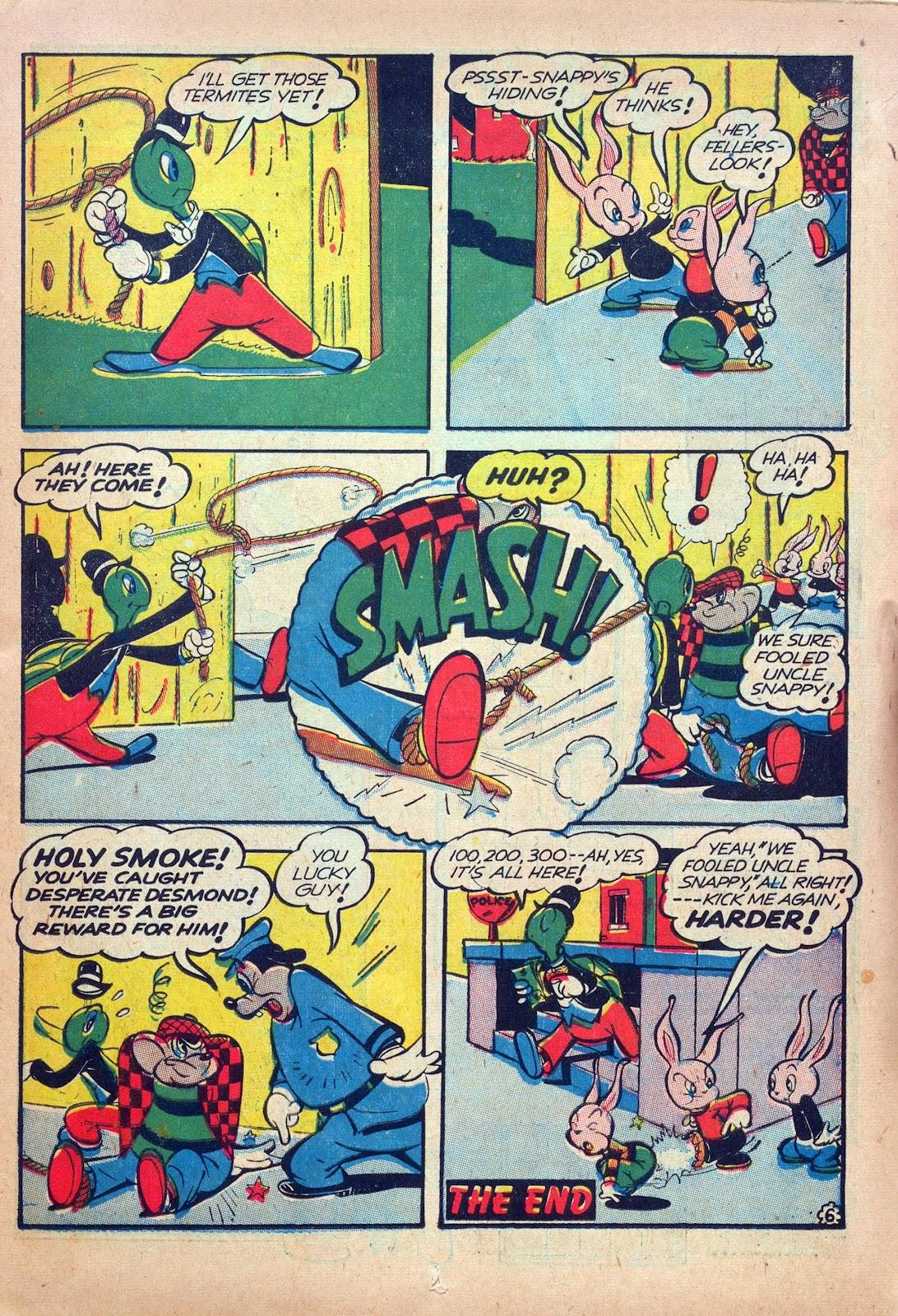 Krazy Komics issue 6 - Page 27