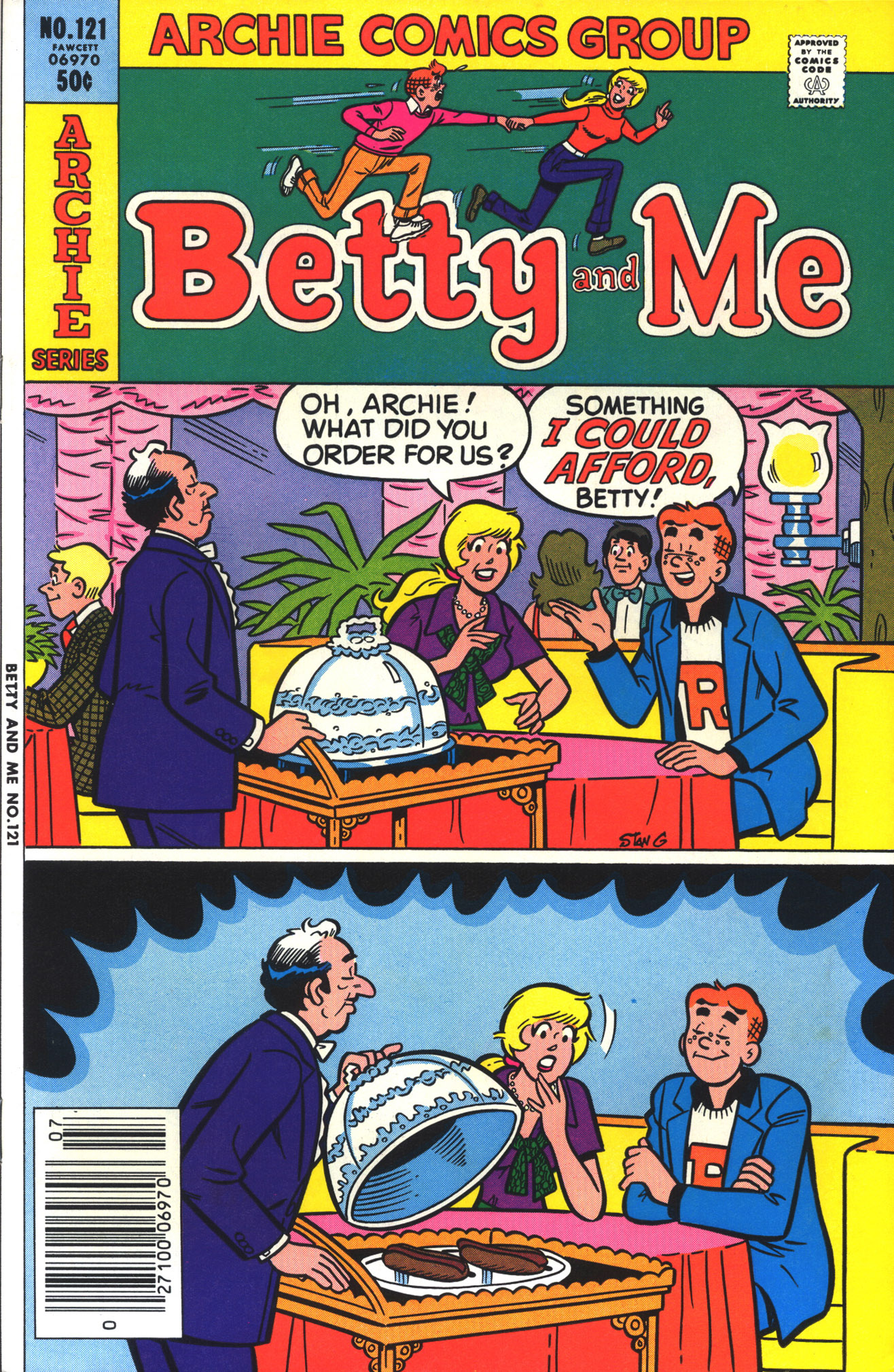 Betty and Me 121 Page 1